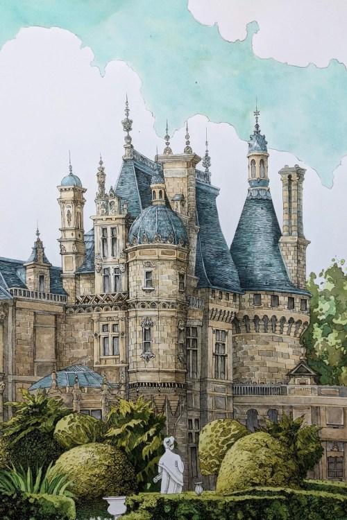 Manoir de Waddesdon, 2020 - Audrey Rouvin Galerie JPHT