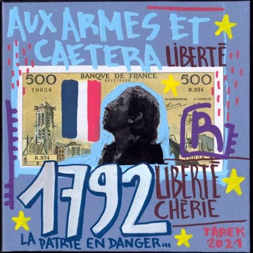 Aux armes et caetera - Tarek - Gainsbourg - Galerie JPHT - 0014