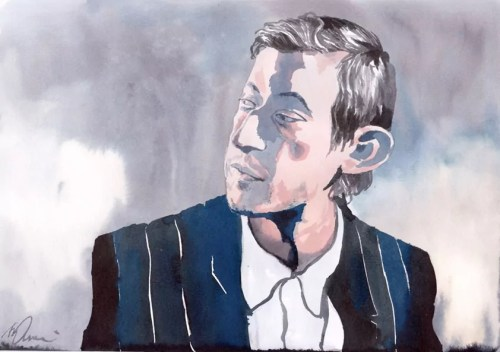 Gainsbourg - Vincent Pompetti - Gainsbourg