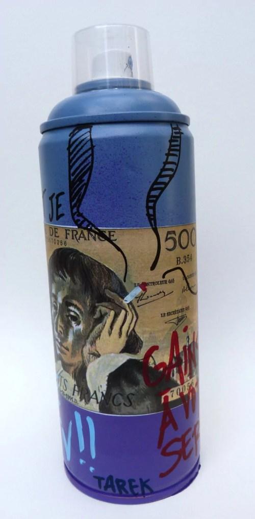 Je brûle du grisbi - Tarek - Gainsbourg - Galerie JPHT - 0009 suite