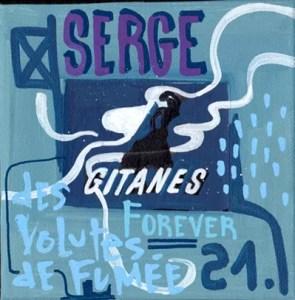 Serge Gitanes - Tarek - Gainsbourg - Galerie JPHT