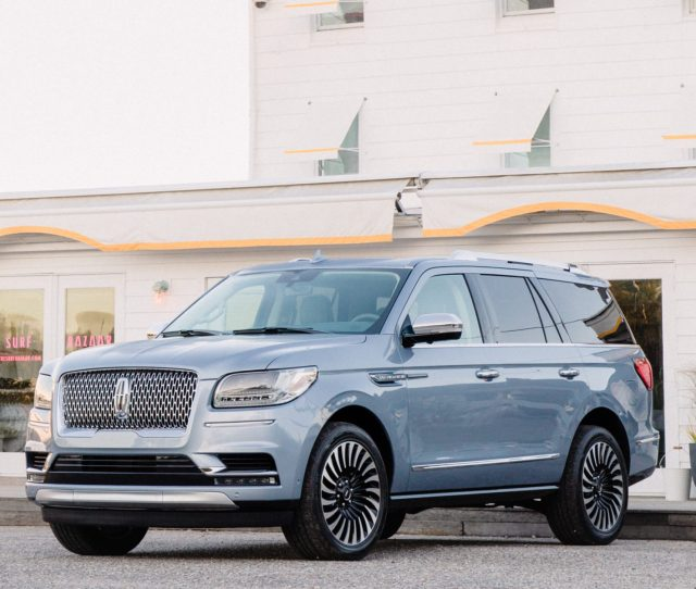 As Part Of The Lincoln And Surf Lodge Collaboration Guests Can Experience The Custom Lincoln Suite Inspired By The All New Lincoln Navigator Black Label