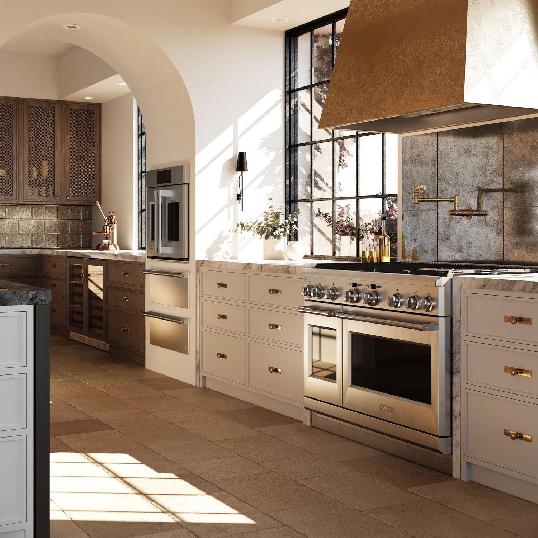 luxury home appliances by monogram