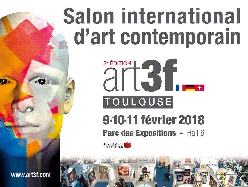Salon international d'Art Contemporain – Toulouse