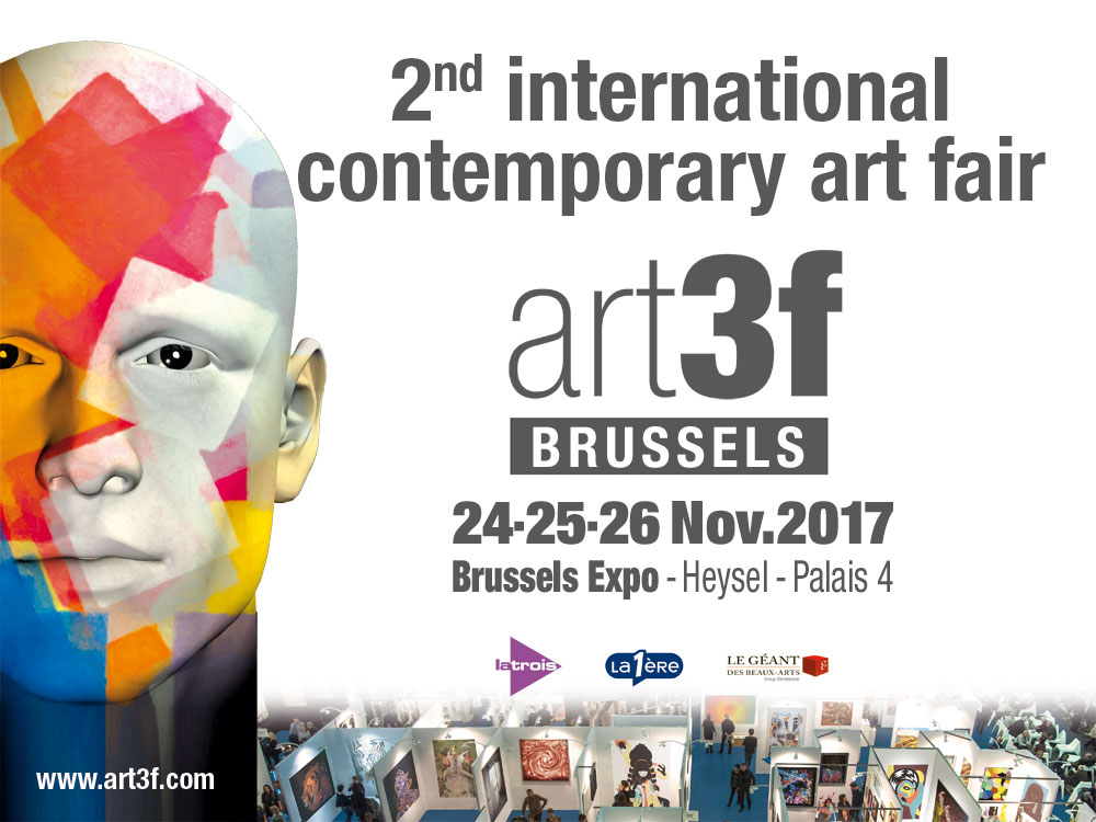 Salon international d'Art Contemporain – BRUXELLES_2017