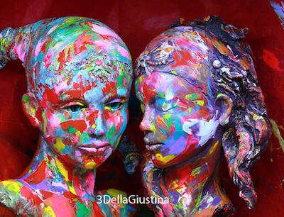 Christian Della Giustina - Galerie Manceau