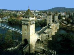 Pont Valentre, Cahors.