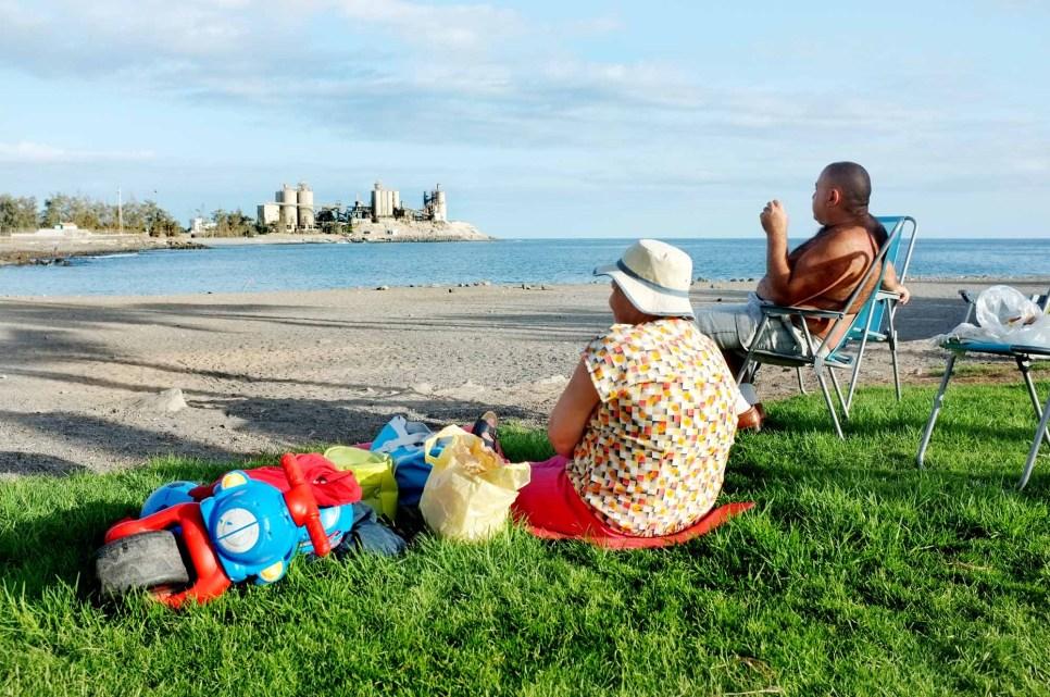 SOCIAL LIFE OFF BEACH