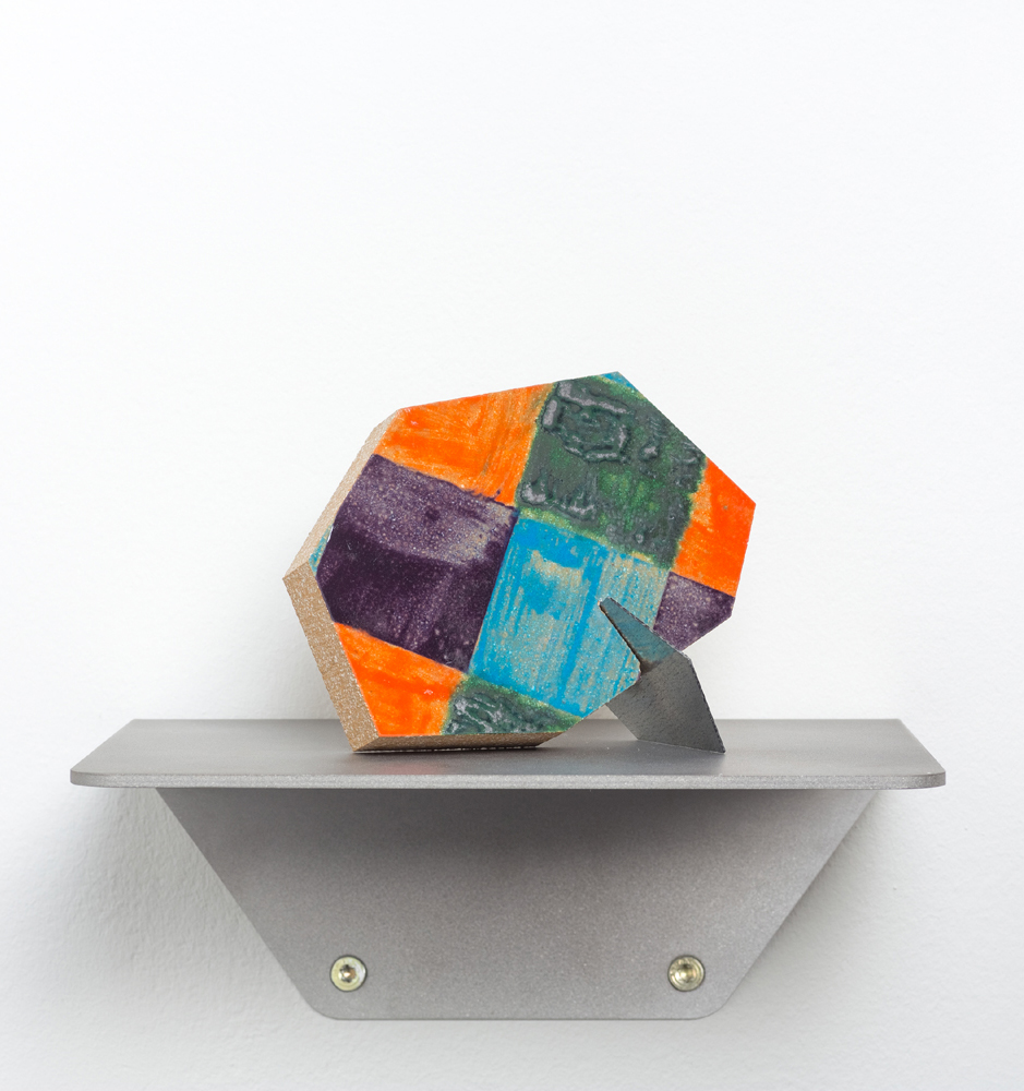 Richard Deacon, Family, glazed Ceramic, Galerie Thomas Schulte, 2019