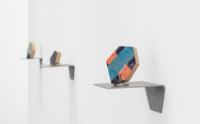 Richard Deacon, ceramics, exhibition, Berlin, Galerie Thomas Schulte, 2019