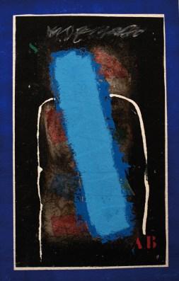 Bleu vertical