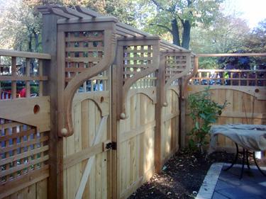 Galewood Fence