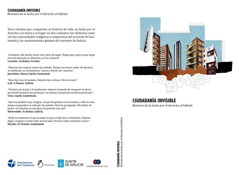 O libro 'Ciudadanía Invisible' en PDF para descargar
