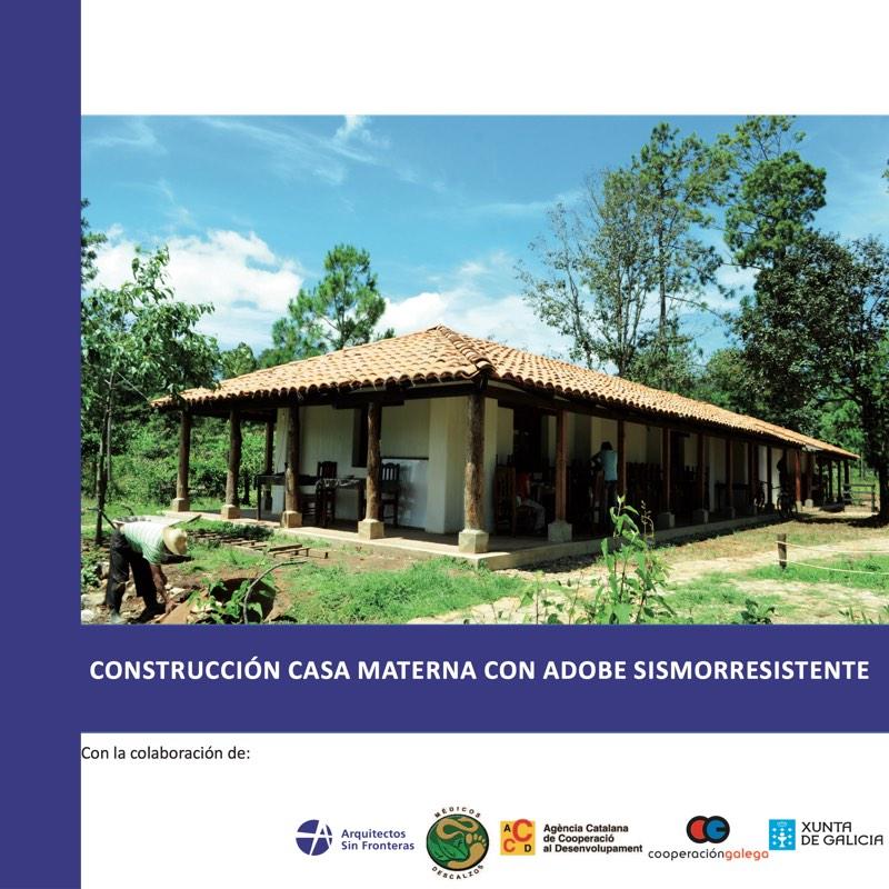 Construcción Casa Materna con Adobe Sismorresistente