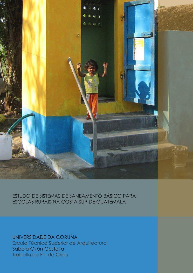 Estudo de sistemas de saneamento básico para escolas rurais na costa sur de Guatemala