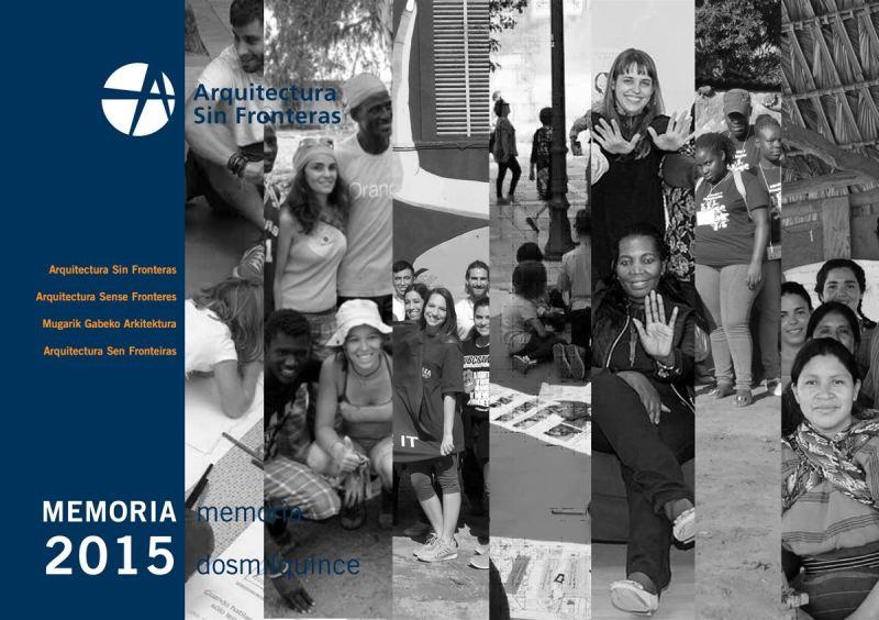 Memoria 2015 ASF España