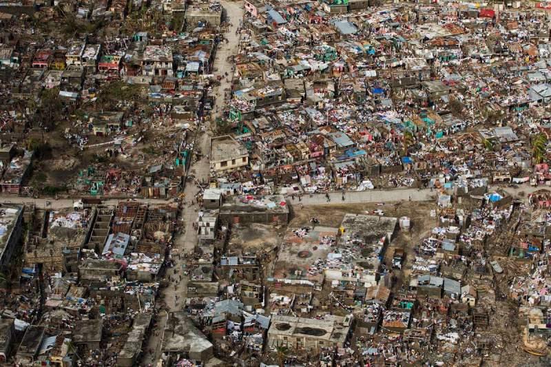 Haití, un país devastado polos desastres naturais