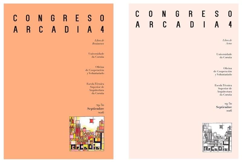 Dispoñibles os libros de resumen e actas do congreso ArCaDia 4