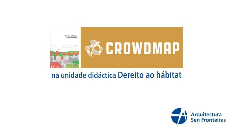 Vídeo Titorial Crowdmap para a unidade didáctica Dereito ao Hábitat