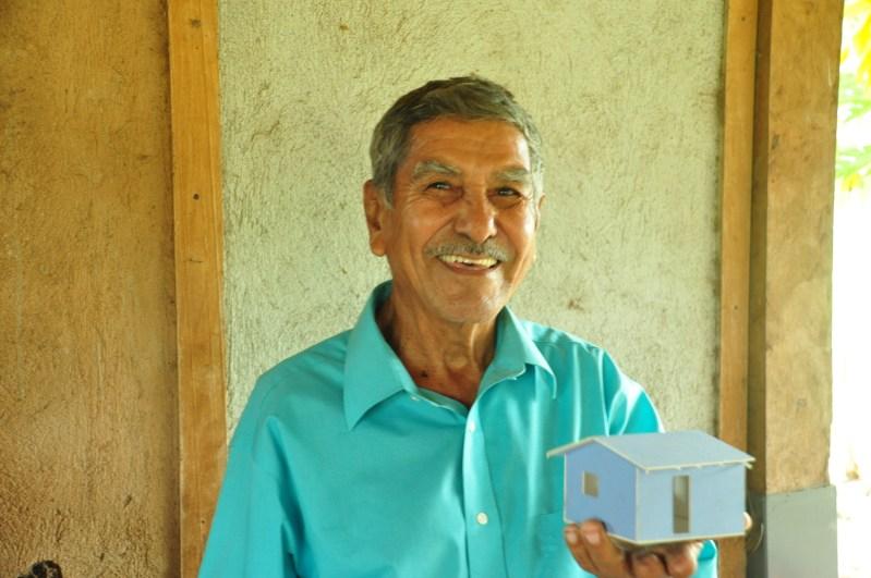 Visita a las Comunidades del Proyecto de Hábitat