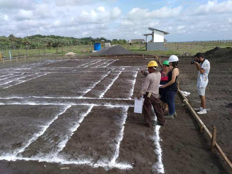 Construcción Escuela El Manchón