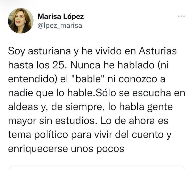 O chío de María Luisa López