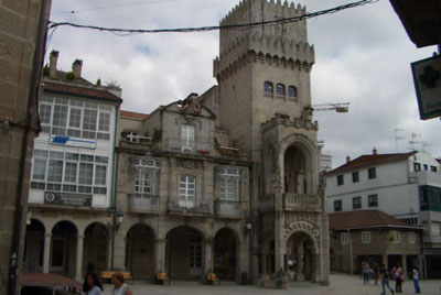 O Porrino Galicia Guide Spain
