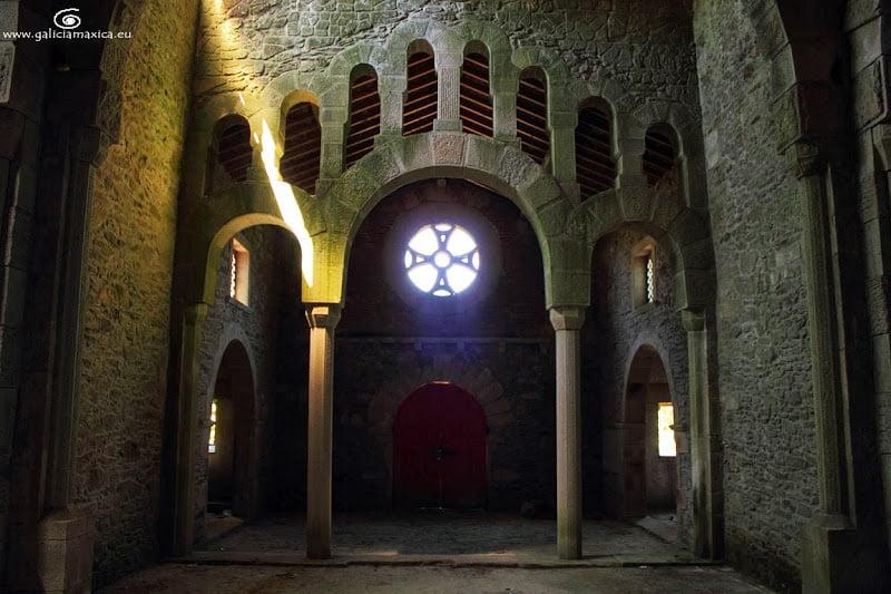 Santuario de Fátima (Ruínas) | GALICIA MAXICA