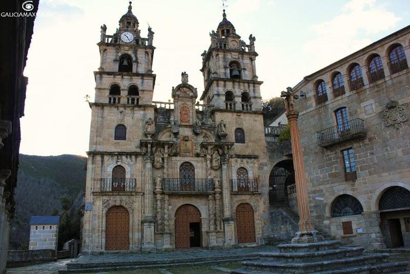 Santuario de As Ermitas | GALICIA MAXICA