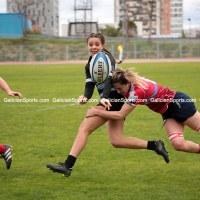 Galería Fotográfica Liga Iberdrola Rugby Fem  CRAT - SANSE SCRUM ( 15/02/2020 )