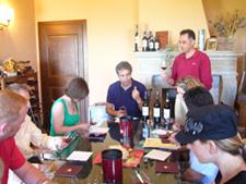мастер-класс дегустации вин