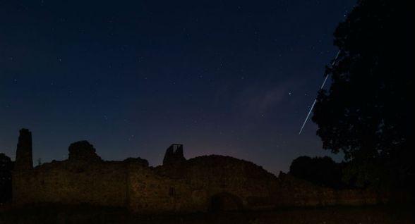 Piovono stelle cadenti: arrivano le Orionidi