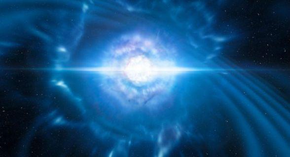 Onde gravitazionali luminose: la prima volte delle stelle di neutroni