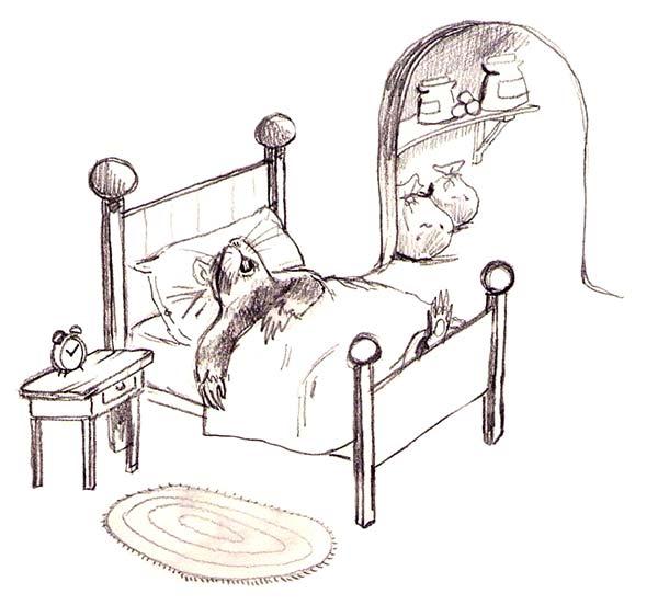 hibernation grand hamster alsace