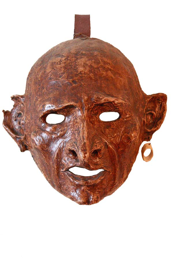 Masque galingale 2