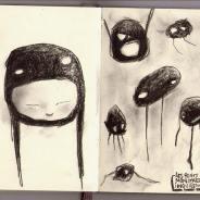 Des petits monstres inquiétants…