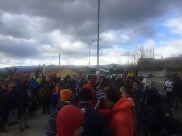 Carreras de orientación en Burgohondo Avila