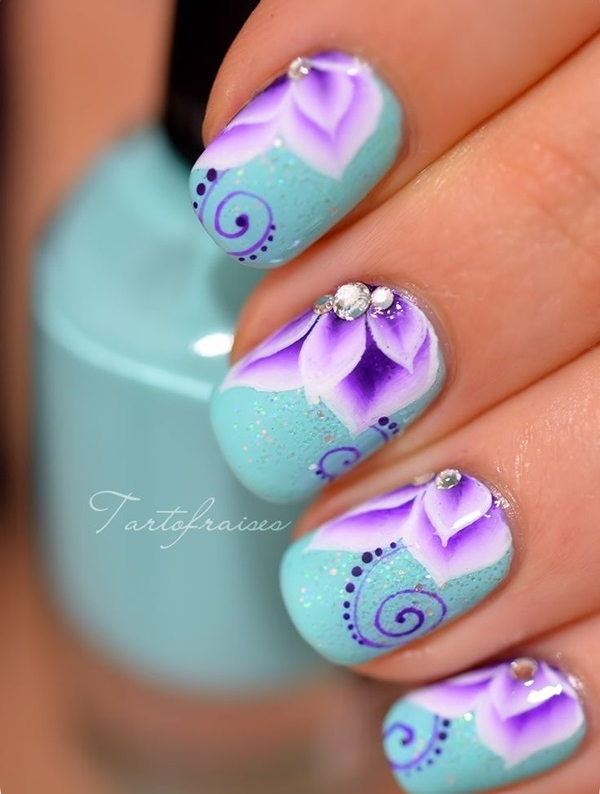 Easy Nail Art Ideas And Designs For Beginners 10