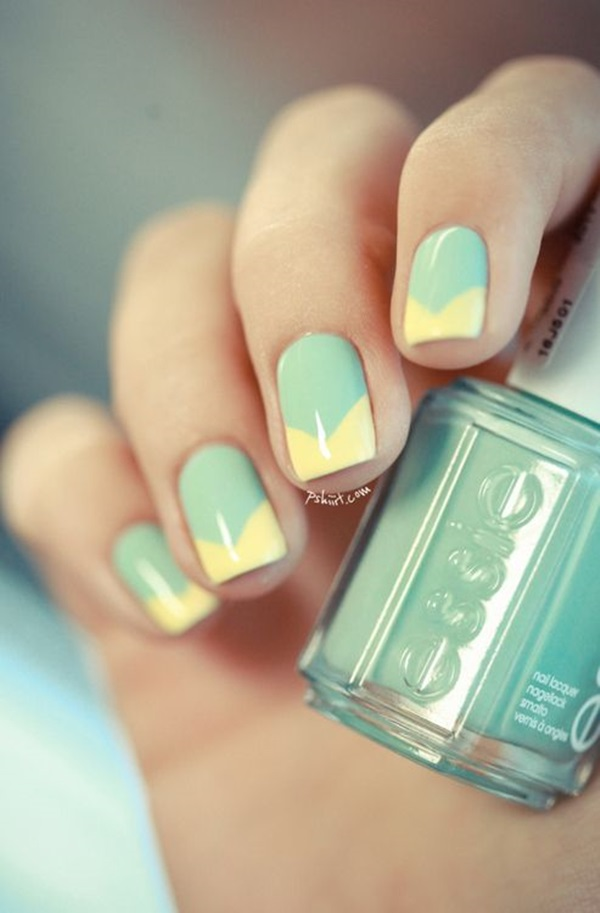 Winter Nail Designs Simple Art Ideas For Short Nails