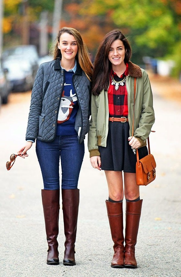 101 Chic College Girl Fashion Outfits to be appealing Chic College Girl Fashion Outfits  12