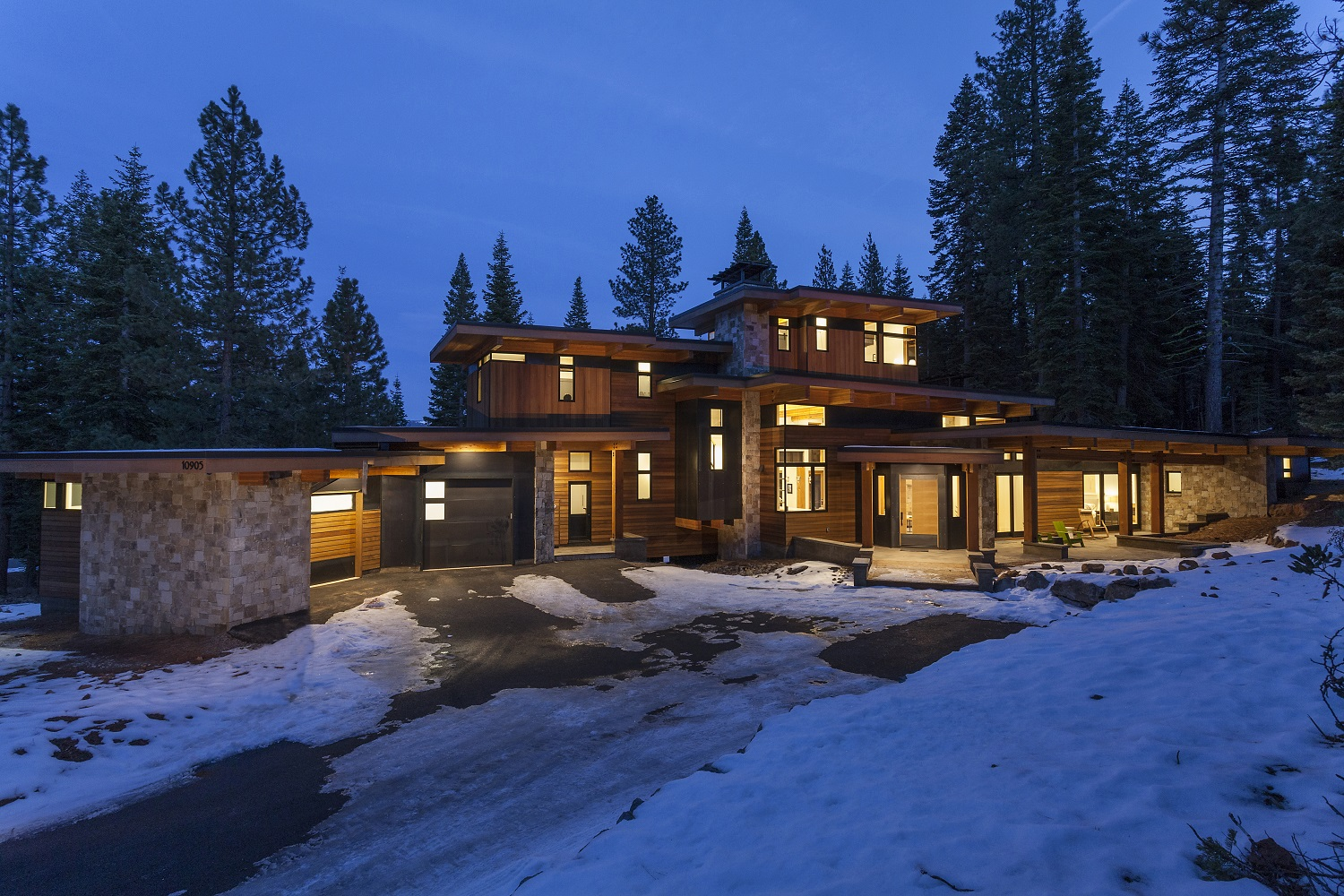 Gallagher Construction Martis Camp Lot 26 Gallagher