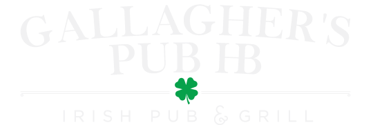 Image result for gallaghers pub logo