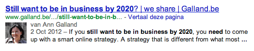 still want to be in business by 2020