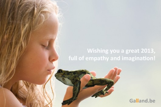 Wishing you a great 2013