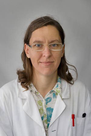 Tutkimusjohtaja Maria Engel
