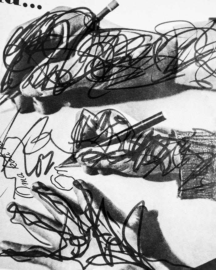 Eeva Hannula: Black Veins