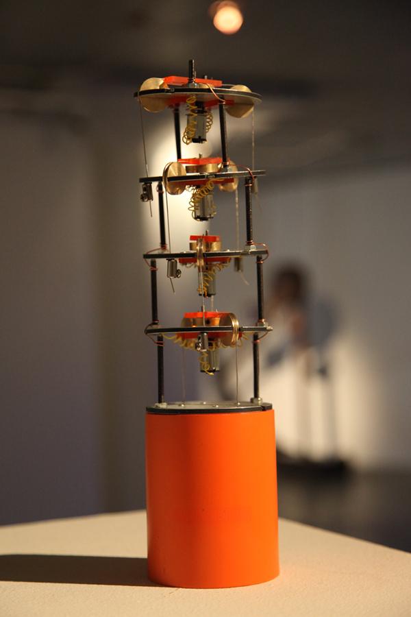 Olli Suorlahti: 4 OP tilt modulator (kuva: Thomas Westphal)