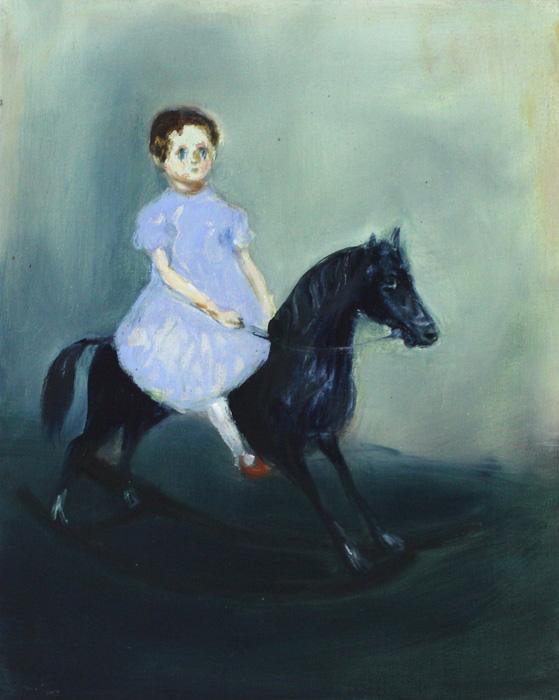 Camilla Mihkelsoo: Rocking horse rounds