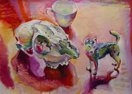 Kallo, kuppi ja koira (Pauliina Turakka Purhonen)