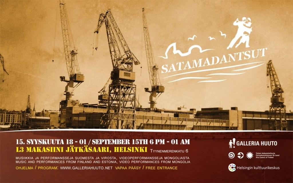 Satamadantsut 15.9.2012